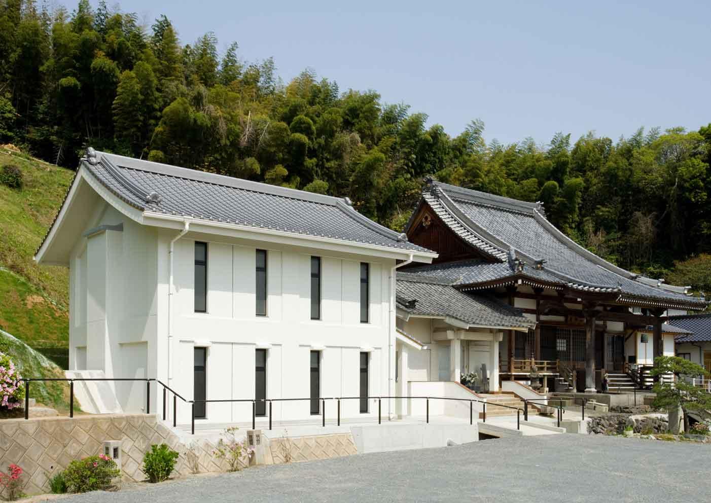 西円寺 納骨堂