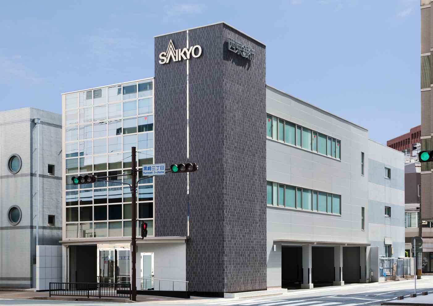 西京銀行 八幡支店