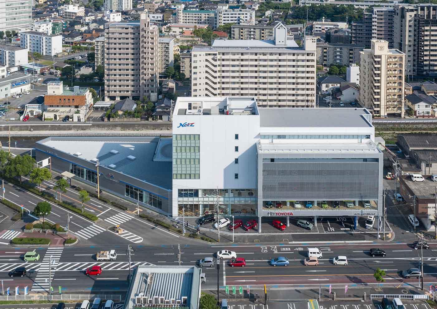 ネッツトヨタ北九州株式会社 小倉本店