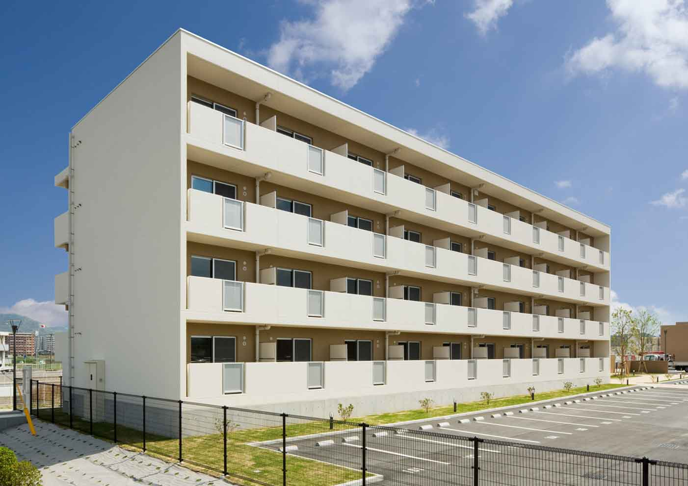 九州労災病院 医師宿舎
